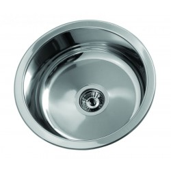 GLORIA FINOX-GR.BOWL 445 ΝΕΡΟΧΥΤΗΣ INOX 445x17 (18-1105)