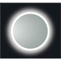 GLORIA ROTONDA LED ΚΑΘΡΕΠΤΗΣ LED TOUCH 68x5mm (50-0680)