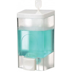 GLORIA DOMO DISPENSER 700ml ΛΕΥΚΟ (17-9203)