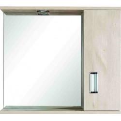 GLORIA FINO ΕΡΜΑΡΙΟ PVC 62x55x13.5 ΜΕ ΕΝΑ ΦΩΣ BEIGE (36-0007)