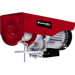 EINHELL TC-EH 600 Παλάγκο Ηλεκτρικό με Συρματόσχοινο 18m Ικανότητας 300/600kg (2255150)